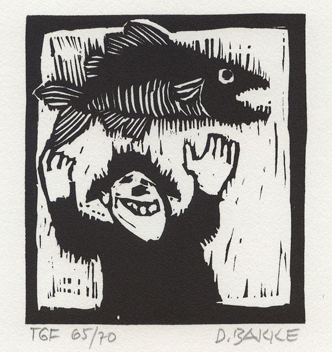 Dagfinn Bakke - 1987