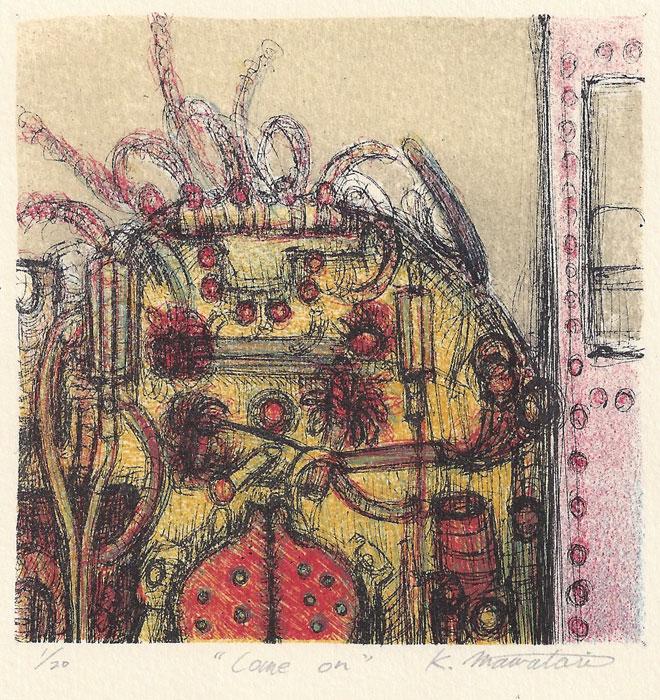 Kyoko Mawatari - 1989
