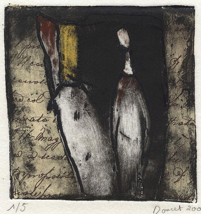 Micheline Doucet Carriere - 2003