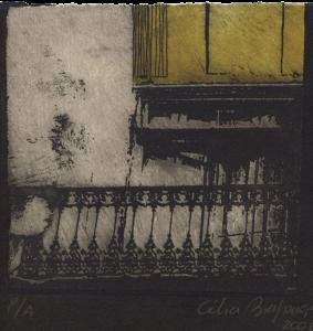 Célia Bragança : «Mi casa – IV»