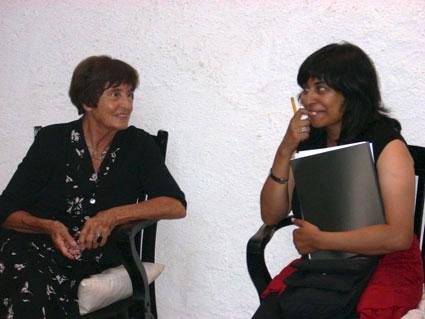 Célia Bragança - 2007