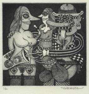 Toshihiko Saegusa : «Elegant time»