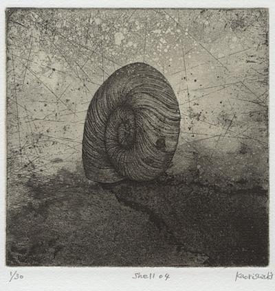 Kaori Suzuki : «Shell 04»