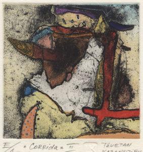 Tzvetan Kazandjiev : «Corrida – III»