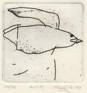 Koichi Sugihara : «Gull - 31»