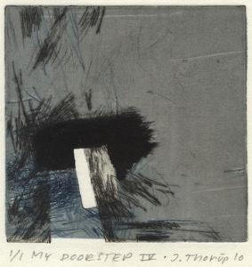 Jeanette Thorup : «My doorstep – IV»