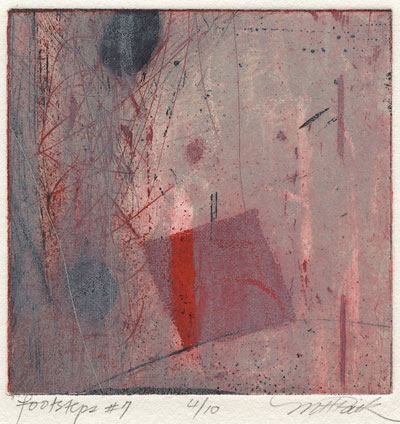 M. H. Paik : «Footsteps #7»