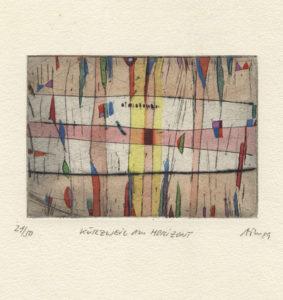 Alfred Traugott : «Kurzweil am Horizont»