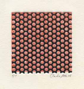 Claudia Hobi : «Bubbles – II»