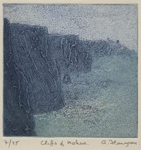 Aidan Flanagan : «Cliffs of Moher»