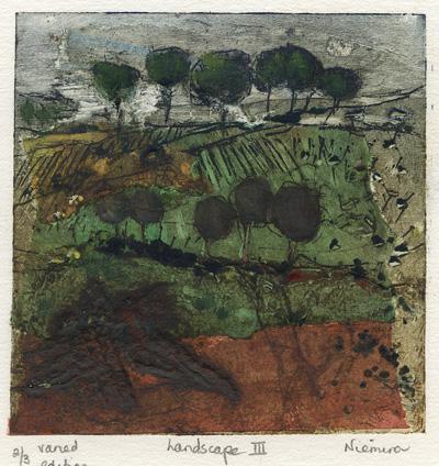 Patricia Niemira : «Landscape – III»