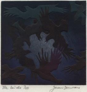 Jean Duncan : «Magic series - The birds»