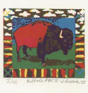 Jack Cassady : «Buffalo ABC II»