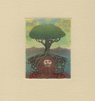 Walter Crump : «Treeman II»