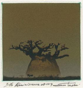 Sadao Sakurai : «Réminiscence 08-10-4»