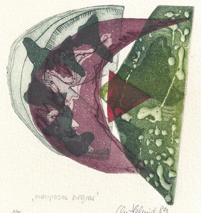 Christine Helmerich : «Mariposas Negras»