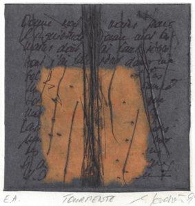 Eliane Gervasoni : «Tourmente»