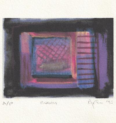 Arvon Wellen : «Room»