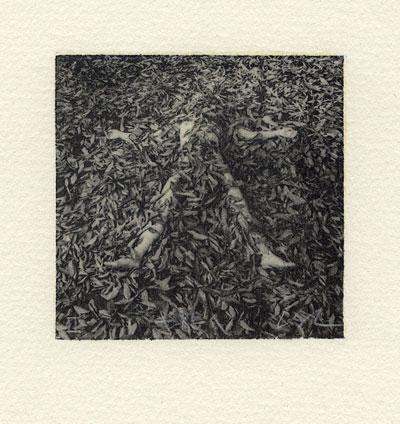 Kenji Ishii : «Disappearance - B»