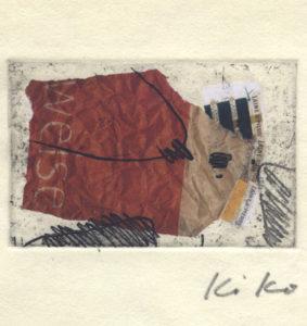 Kiko Ohno : «I'll be there»