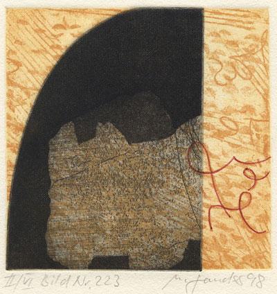Margret Sander : «Bild Nr. 223»