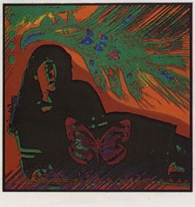 Kawabe Isshu : «She laid down»