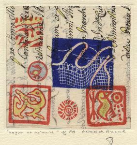Gérard de Brénnel : «Vague et mémoire»