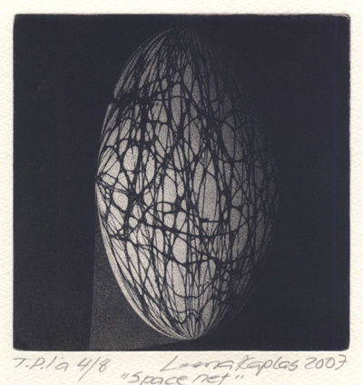 Leena Kaplas : «Space net»