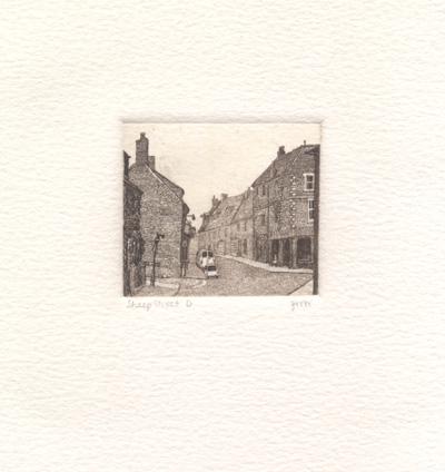 Joseph Winkelman : «Sheep Street»