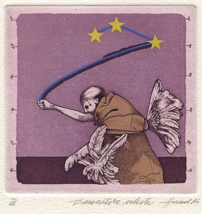 Giancarlo Stacul : «Danzatore celeste»