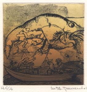 M. Assumpció Raventós : «La ballena de Bruegel»