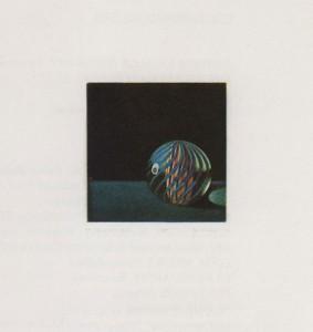 Joop Vegter : «The Glass Veranda Marble»