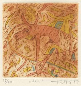 Klavdij Tutta : «Bull»