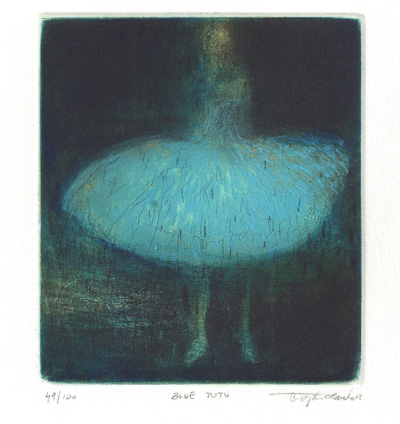 Stephen Lawlor : «Blue tutu»