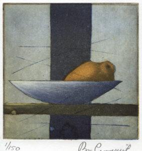 Bo Cronqvist : «Orange»