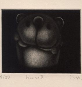 Yuuta Nozawa : «Human – III»