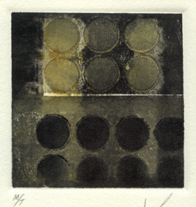 Janette Husny : «Reflejo de luz»