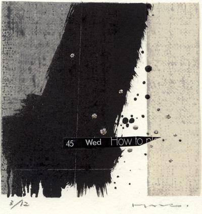 Keiko Nakashima : «Days (6)»