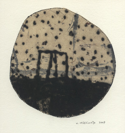 Naotsugu Hashimoto : «Innocent – 2008 B»