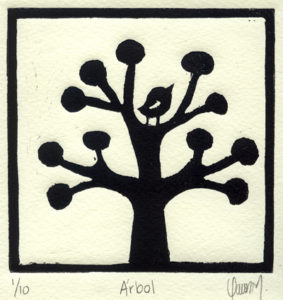 Laura Murrieta Romo : «Árbol»