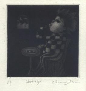 Chiemi Itoi : «Gluttony»