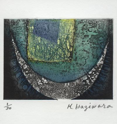 Michiyo Hagiwara : «Symptom of spring – 1»