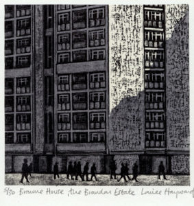 Louise Hayward : «Brawne House, the Brandon Estate»