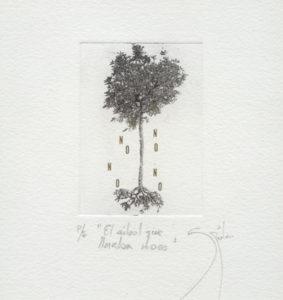 Yolanda Spínola Elías : «El árbol que lloraba noes»