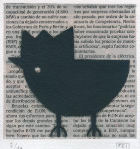 Margarita Feixas : «Pollastre»