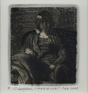 Paolo Ciampini : «Marielle»