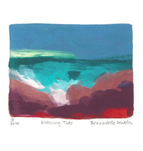 Bernadette Madden : «Evening tide»