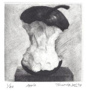 Akihiro Tomoda : «Apple»