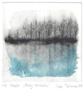 Agata Tajchman : «Misty horizon»