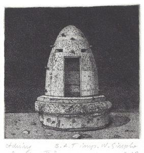 Weronika Siupka : «Bunker – II»